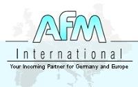 Logo von AFM Internationaler Messe- und Reiseservice GmbH